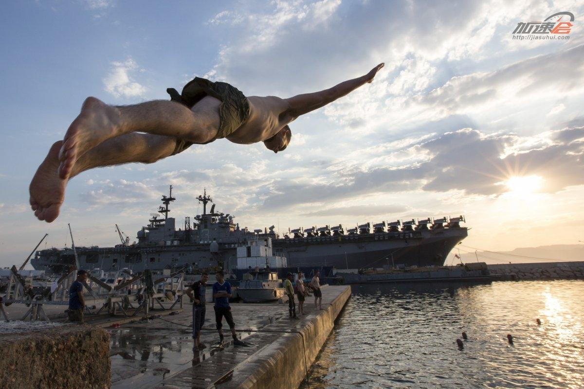 美国海军聚会派对