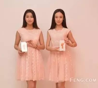iPhone6s 开售 粉红色热潮刮起!