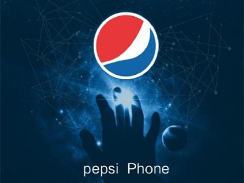 1299元百事手机 可口可乐和手机上更配?