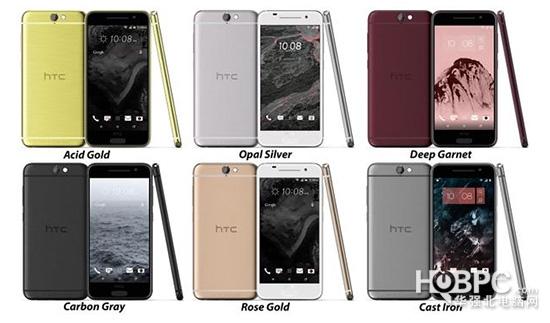 剽窃还要卖高价位? HTC旗舰级新手机One A9到底怎样