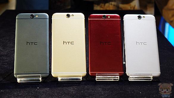 开箱评测:HTC One A9搭载安卓6.0轻薄潮流金属机身
