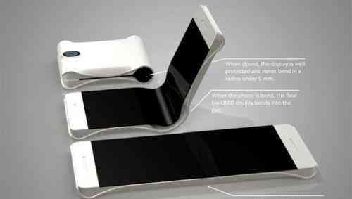 三星可折叠手机曝出 将于2020年一月公布