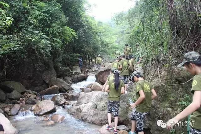 黄金沟生态景区-魅力山水全新体现-