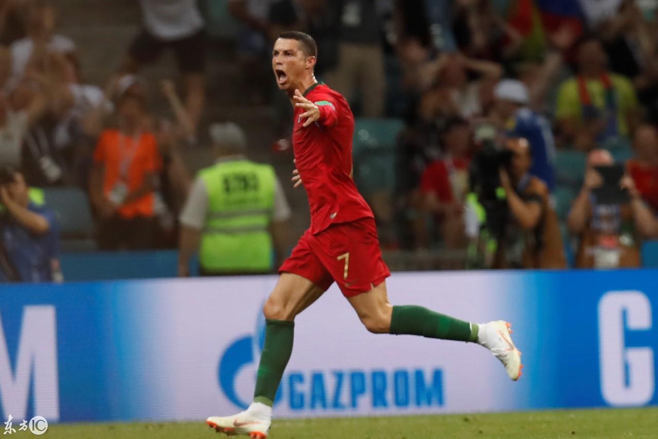 世界杯葡萄牙西班牙帽子戏法(葡萄牙对西班牙c罗帽子戏法解说)