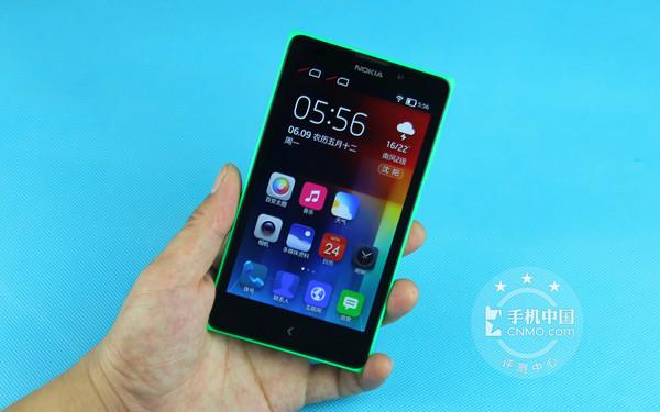 1099元5英寸Android 诺基亚XL手机评测