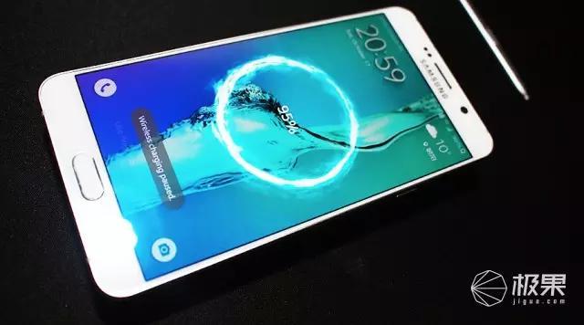 Galaxy Note5上手体验:旗舰机首选之一