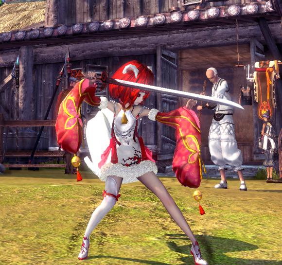 剑灵幻化党福利 多款灵剑士武器外形展示