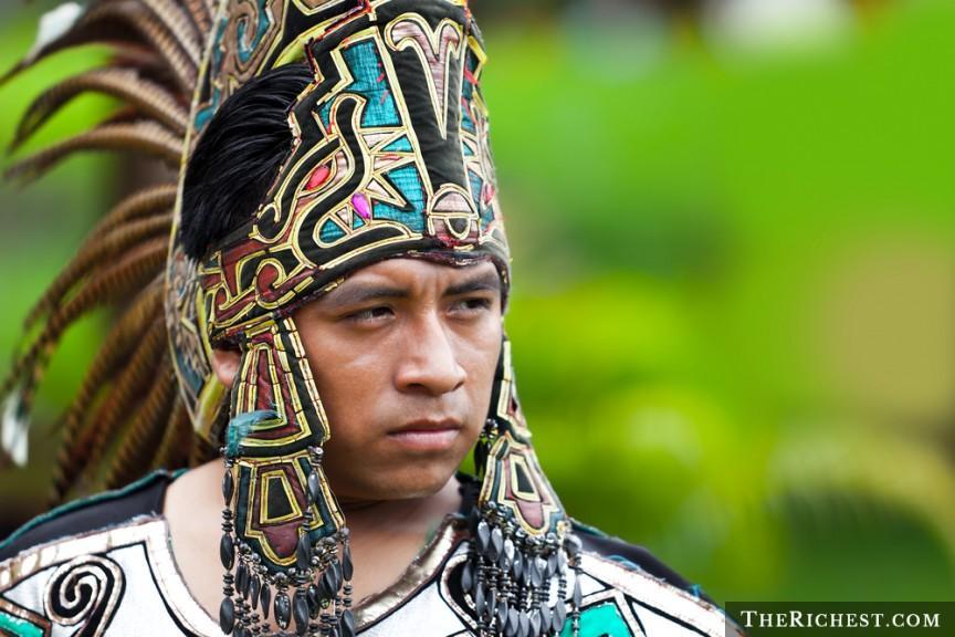 关于玛雅人:你不知道的10件事