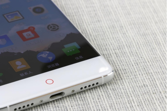 「TheTime荣誉出品」惊鸿之作:nubia Z11无边框手机