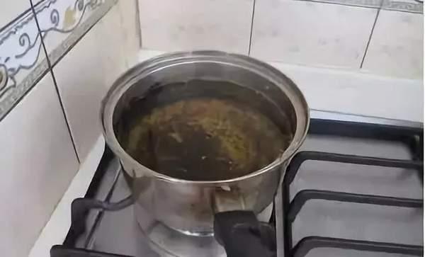 铁锅,铝锅,不锈钢锅,这样洗就干净了!