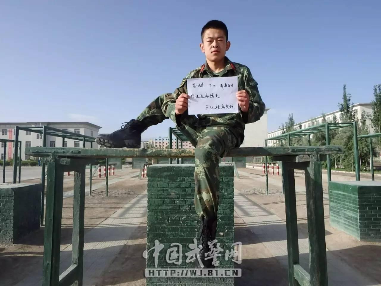 记者天路行|青藏铁路线最大中转站的武警巡逻兵