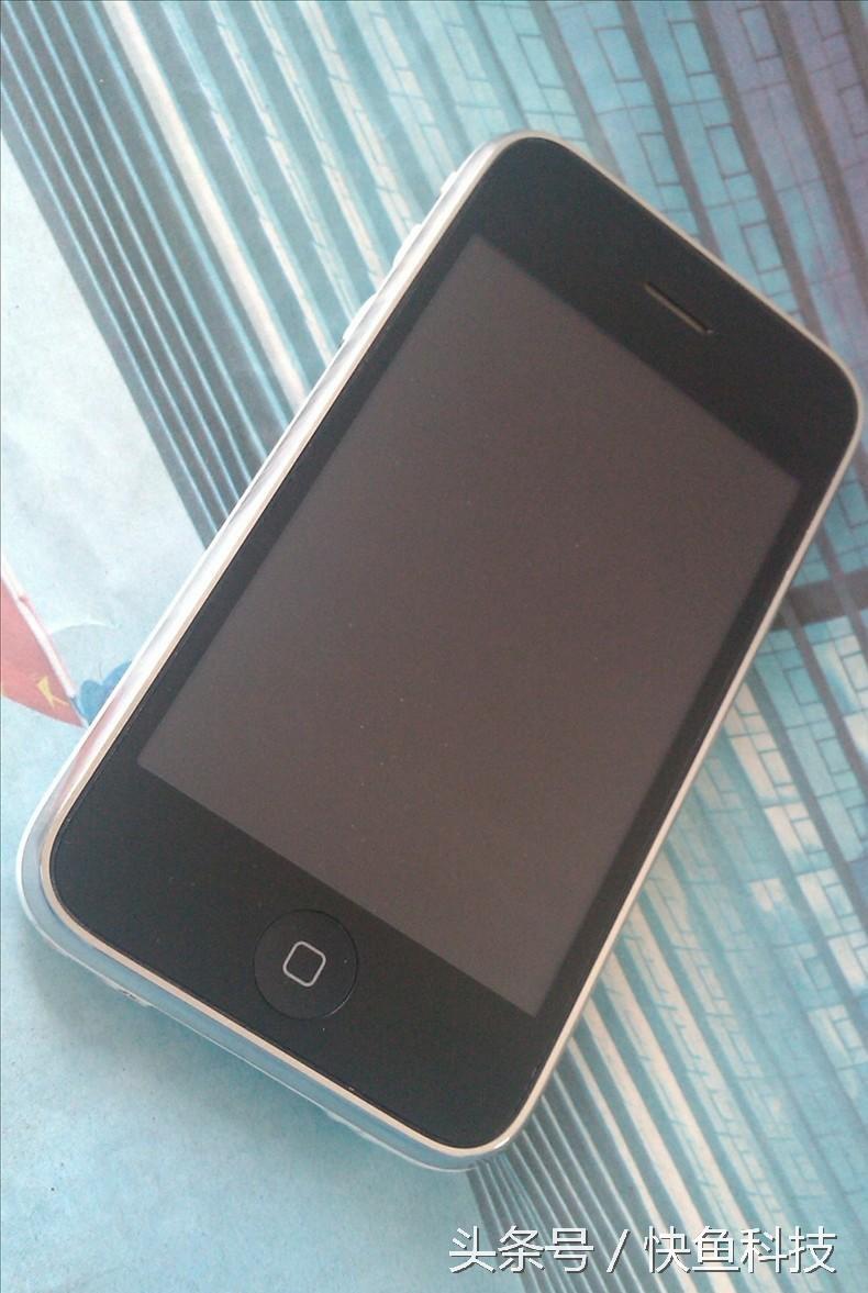 守候了我七年的iPhone3Gs,在此刻完全离开我!