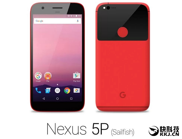 HTC代工生产Nexus S1宣图曝出:拼色背部