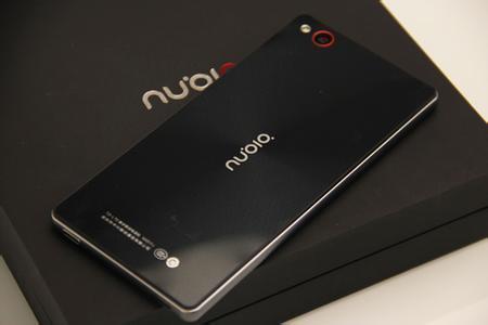 """狂减价1500的最美丽""""无框""""手机上——nubiaZ9"""