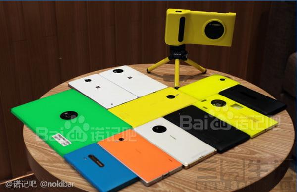 Nokia情结之作 Lumia 2020 650 XL乳白色版曝出