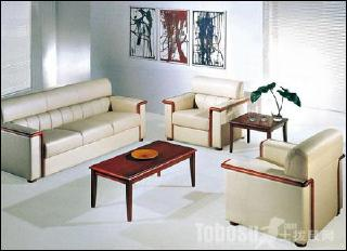 办公沙发选什么款式? 这款办公有休闲