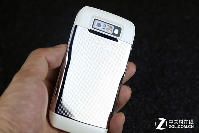 魅族手机送过来一款诺基亚E71是什么含意?