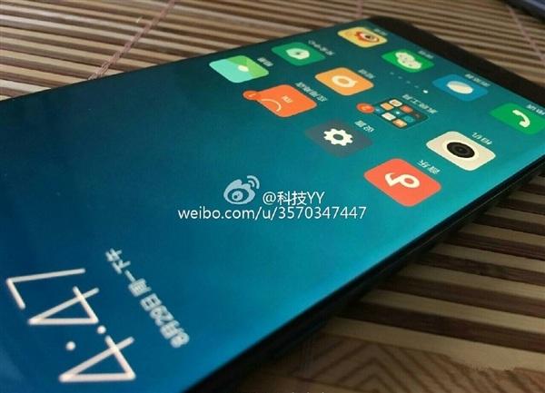 小米手机Note2发布时间曝出:冲击性高档行业 配备/显示屏大亮