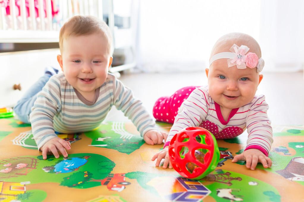 7~9个月宝宝聪明的表现