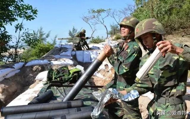 越南军事实力有多强?