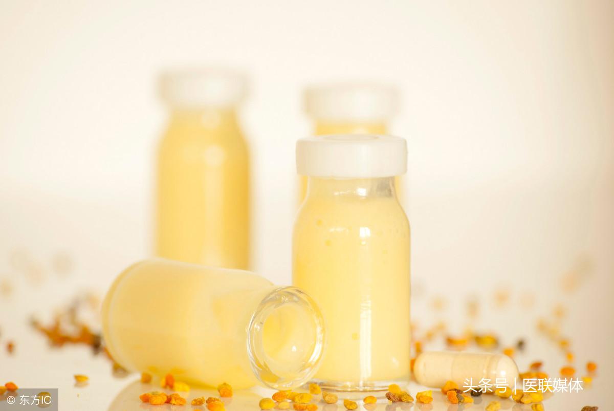 蜂王浆营养价值高,尤其是这4大功效,得多了解了解