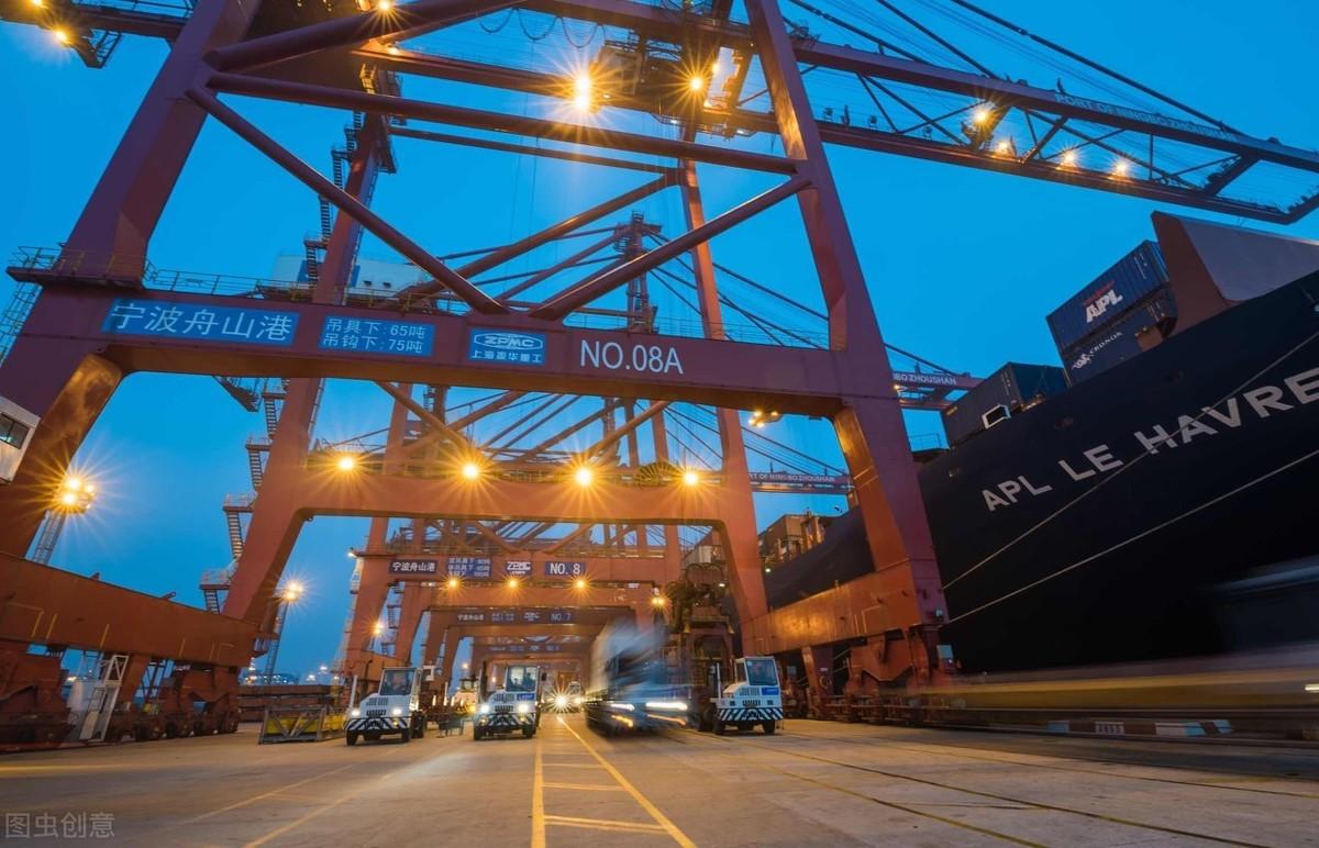 21世纪海上丝绸之路:大型港口的机遇