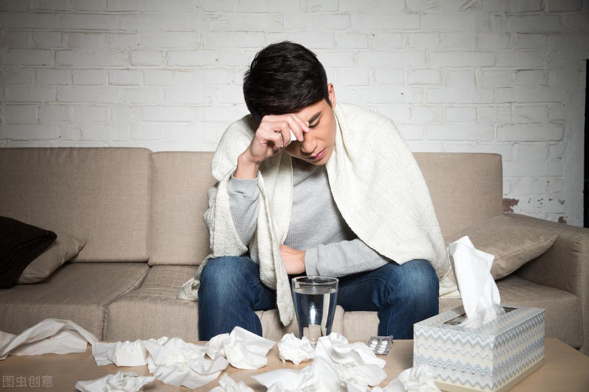 中医治疗感冒的方法:感冒分为4大类,对症治疗很重要