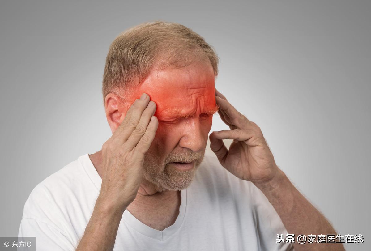 经常出现头晕?5个引起头晕的原因,不可小觑