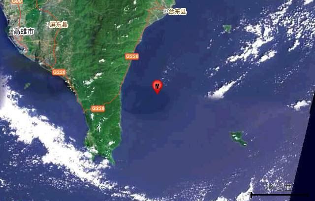 台湾台东县海域发生5.0级地震!深夜地震我们该怎么办?