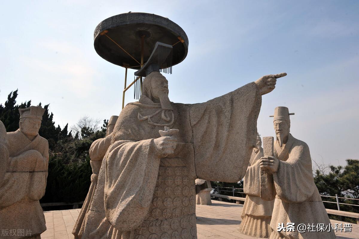 """历史上真正的秦始皇是一位""""仁君""""?从这些方面看确实不属于暴君"""