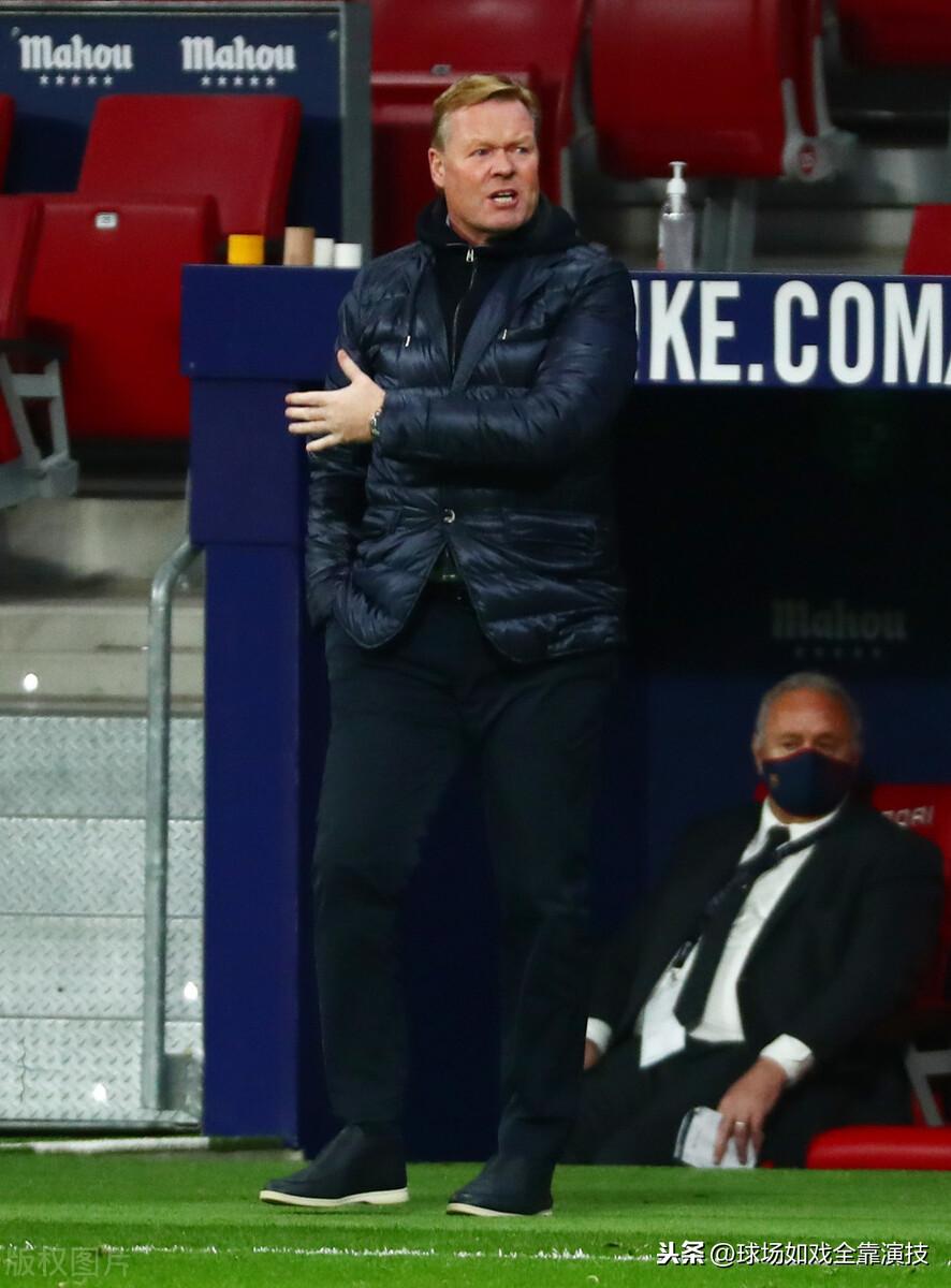 """皮克重伤,巴萨中卫奇缺,科曼选择重启""""罪人""""还是信任小将?"""