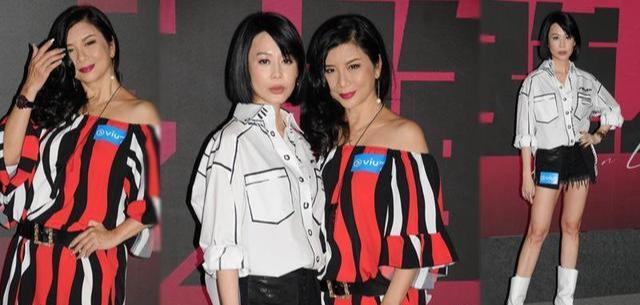 TVB对台新剧《熟女强人》将播,女主角对收视有信心