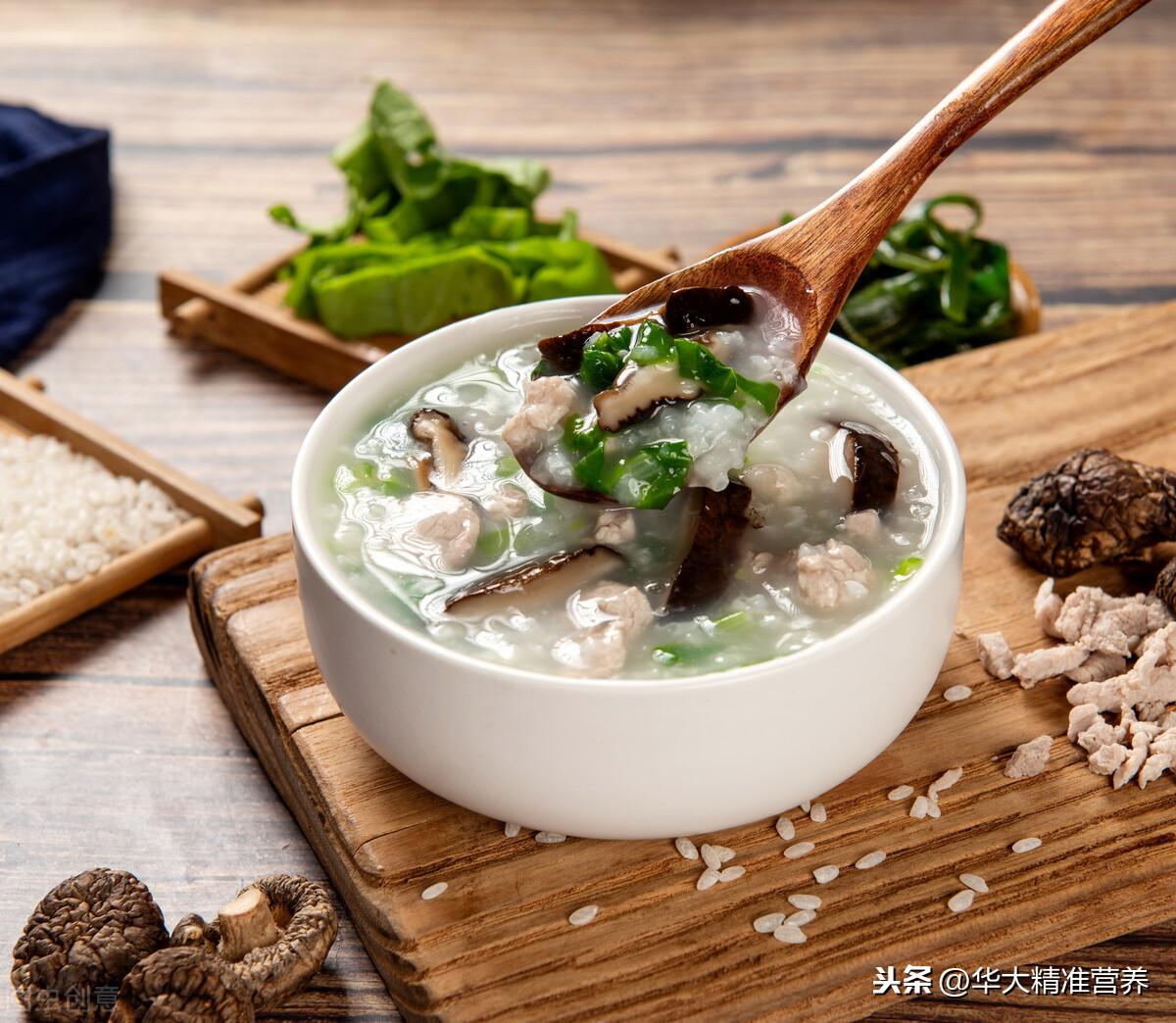 每天用各种蔬菜混合煮粥,营养价值高吗?