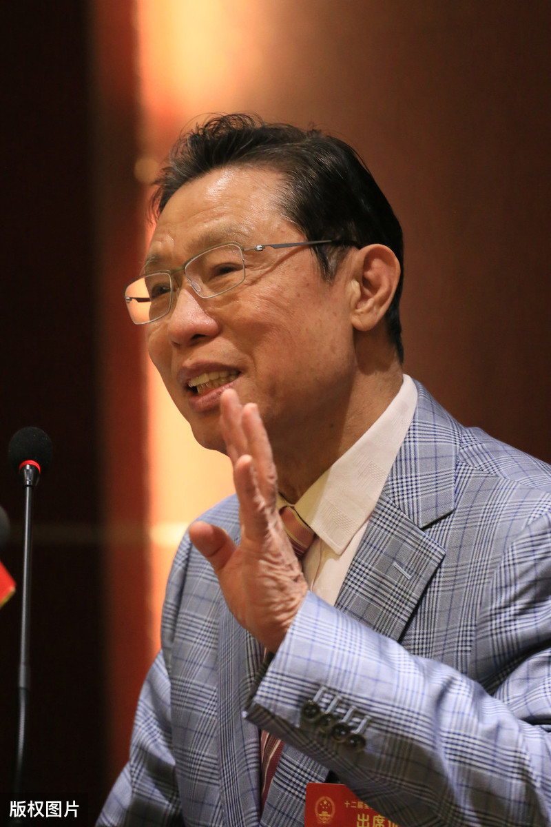 钟南山的长寿秘诀再次刷屏原来是这样难怪84岁还和年轻人一样