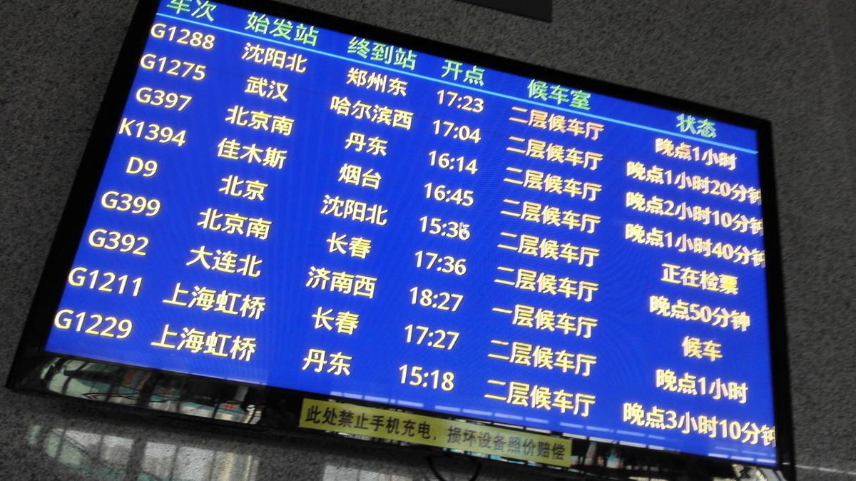 應用機器學習方法,預測高鐵列車晚點