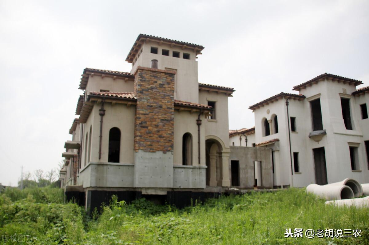 農村自建房有規矩,出現5種情況,房子有可能被拆除