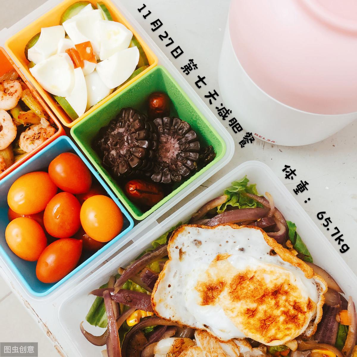 一日三餐减肥食谱推荐,坚持10天,让你体重下降5斤 减肥菜谱 第3张