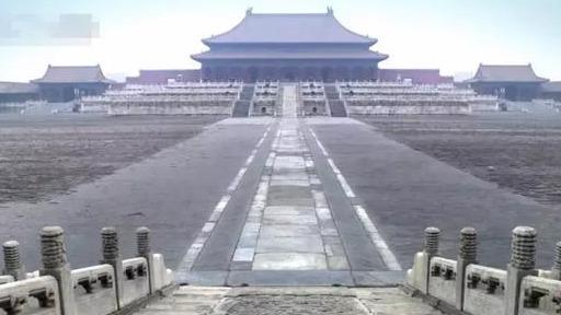 清朝皇帝玄烨的登基大典 隆重的国家仪式