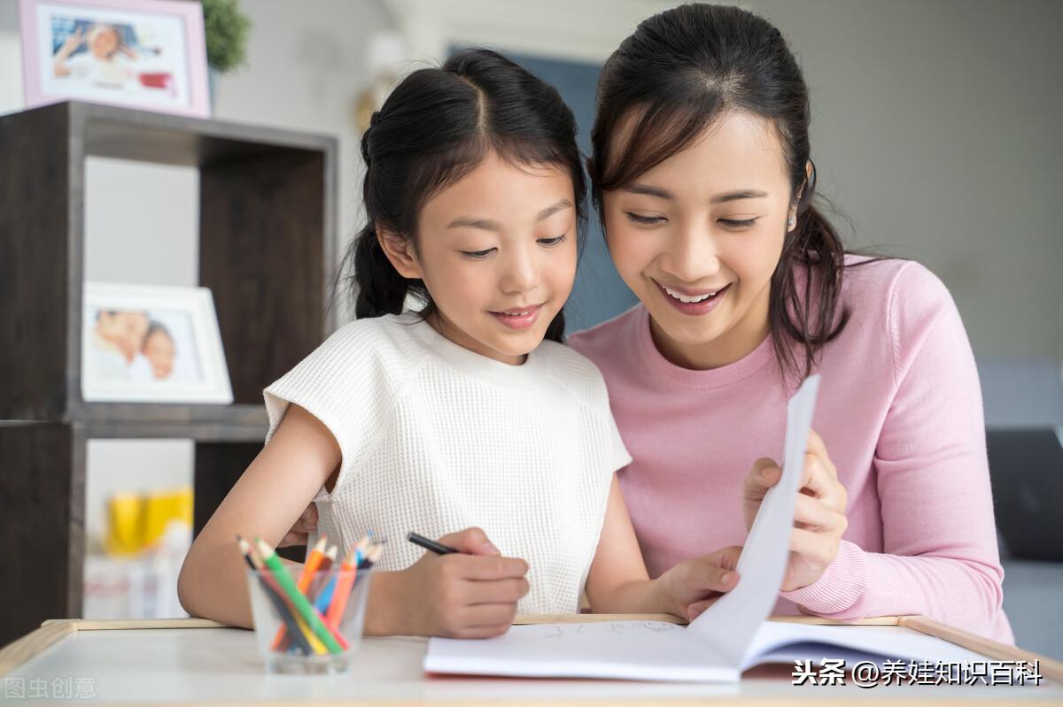 如何教育孩子养成良好的学习习惯,父母的陪伴是最重要的