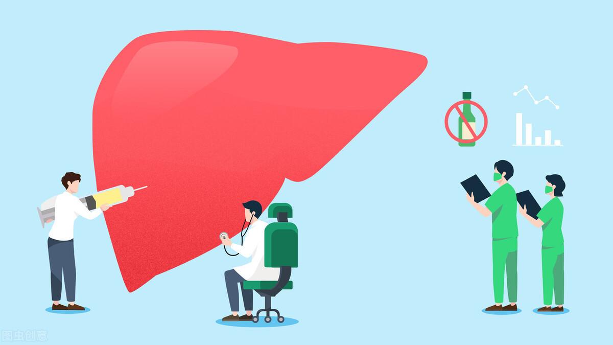 肝脏硬化别慌张!五个治疗秘方,有效遏制肝硬化发展