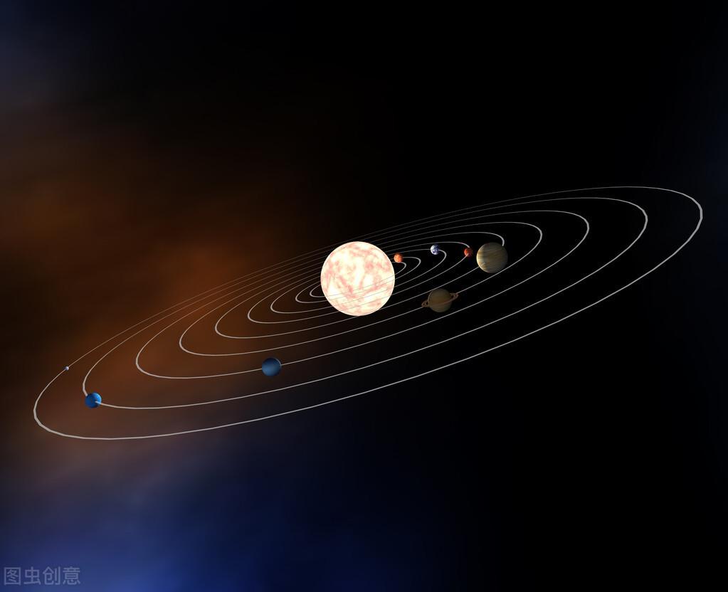 宇宙探索:天体运行的轨迹与规律