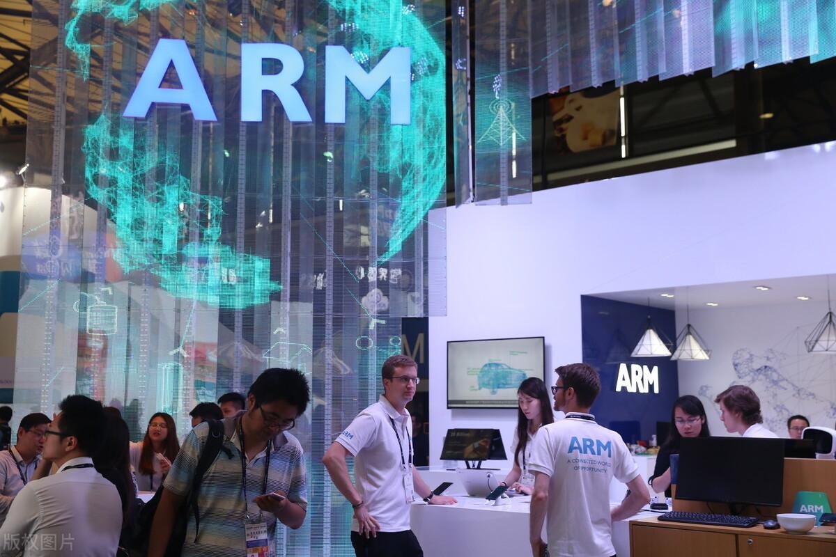 「扫盲贴」别再神话外国企业,ARM架构并没有那么神秘