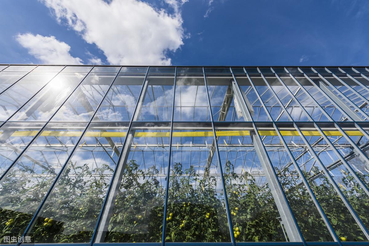 「很火的行业转载」玻璃温室能否盈利,这几个方面是关键