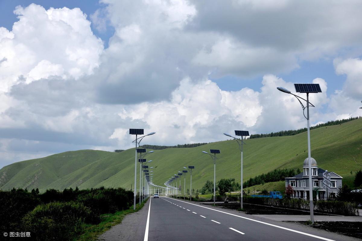 如何确定太阳能路灯安装地点?
