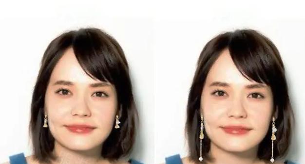 一张图告诉你,为什么戴错耳饰,脸大一圈