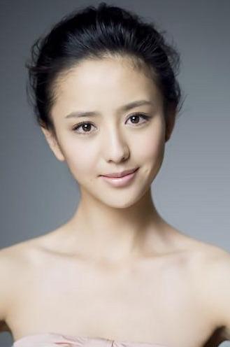 新疆女神-佟丽娅,那一丝丝的异域风情