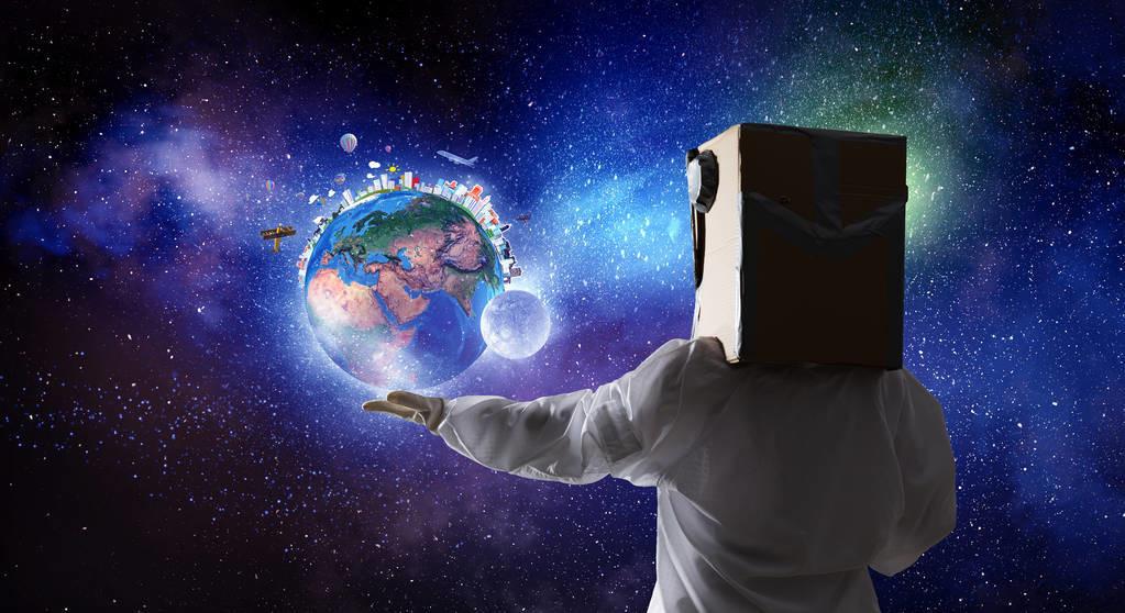 人类的意识:似乎是宇宙137亿年演化的目的