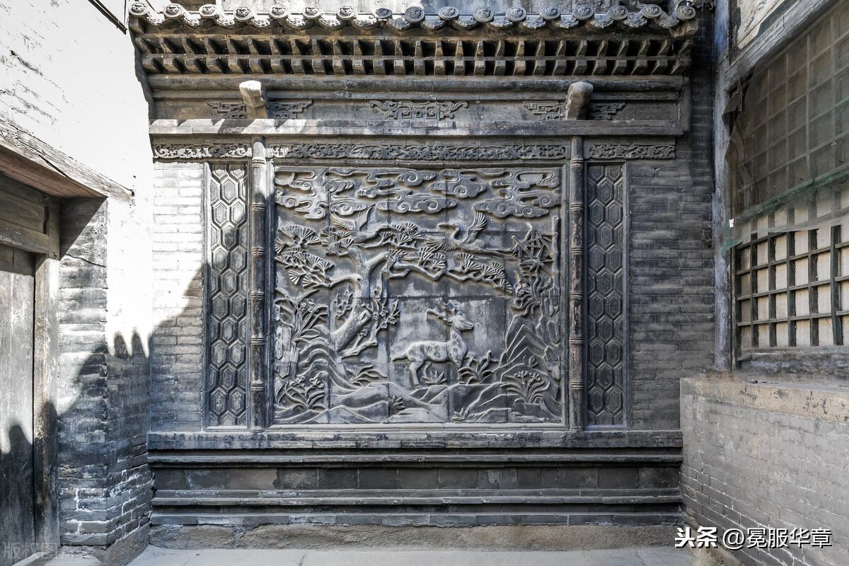 中国建筑(十七)中国古代建筑之影壁艺术