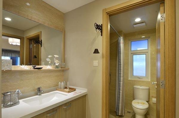 现在装修 为什么都流行将洗手台装在厕所外