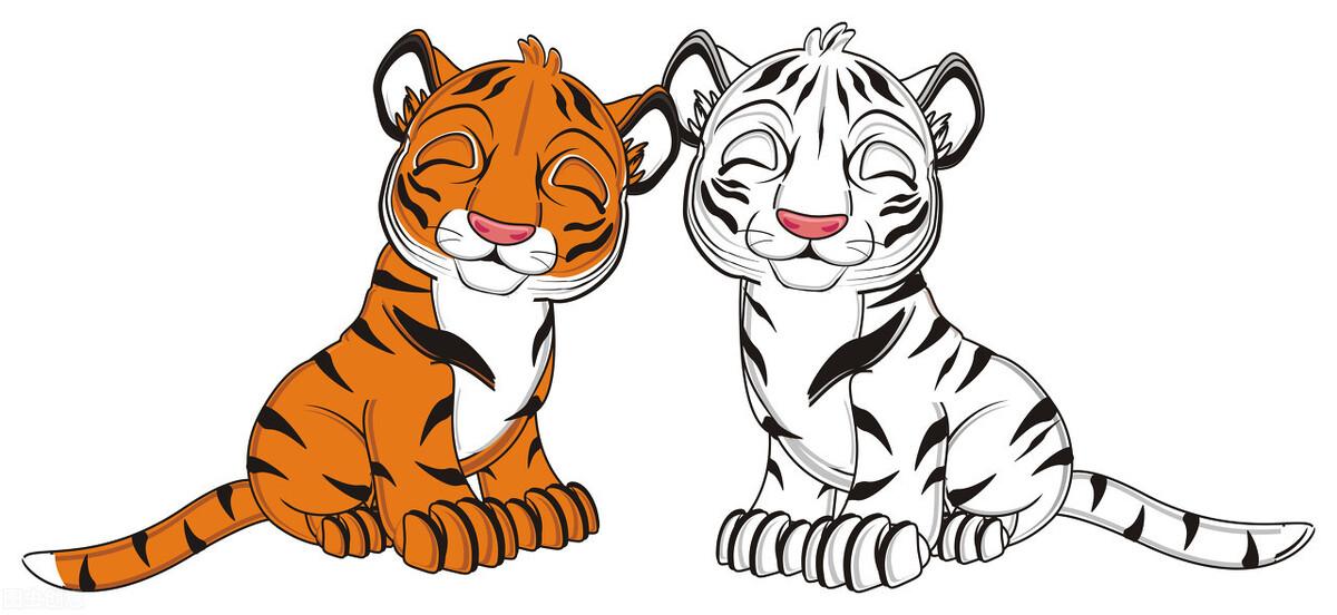现代诗歌猫和老虎
